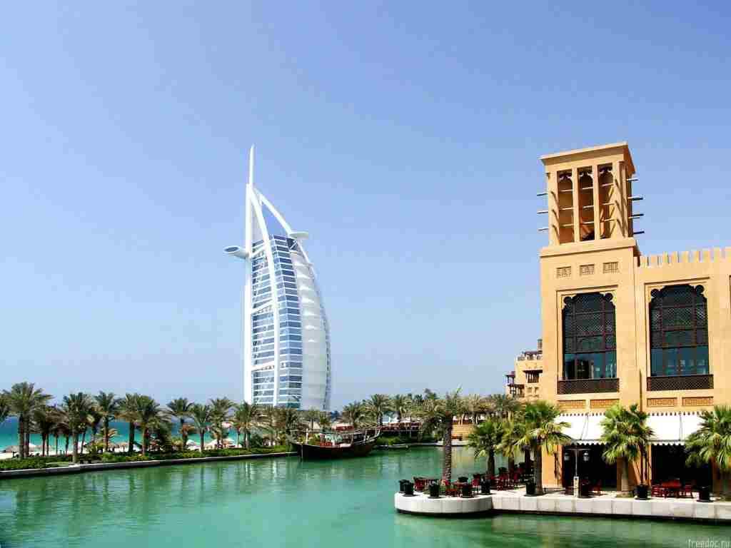 Luna de miere in Dubai