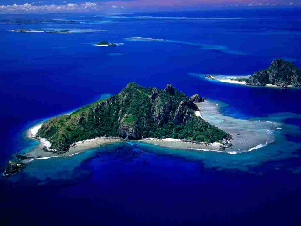 Luna de miere pe Insula Monu