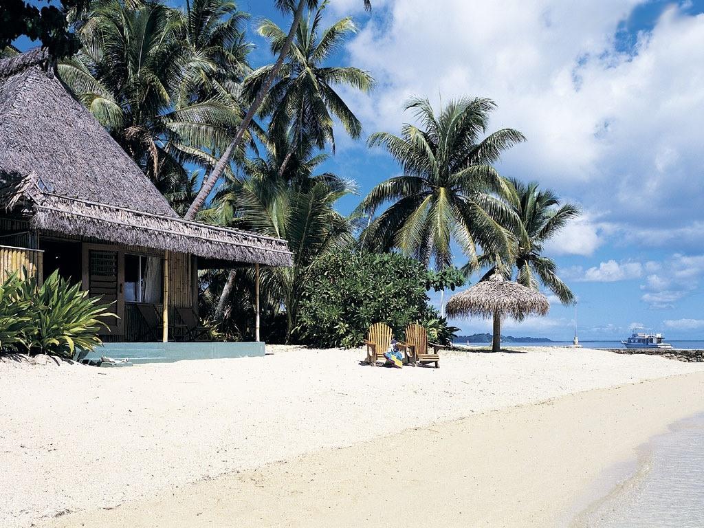 Plajele din Fiji