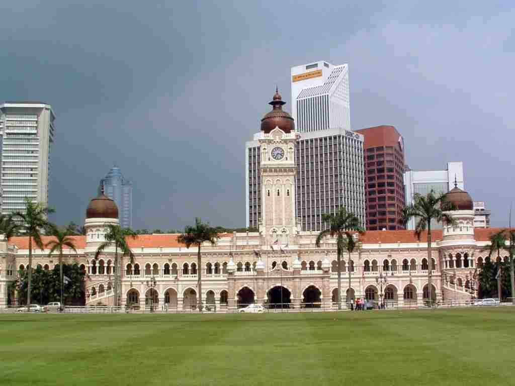 Zona urbana in Malaezia