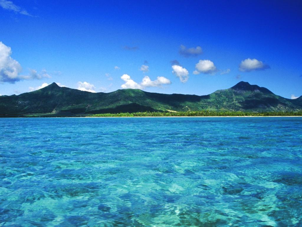 Apele din Mauritius