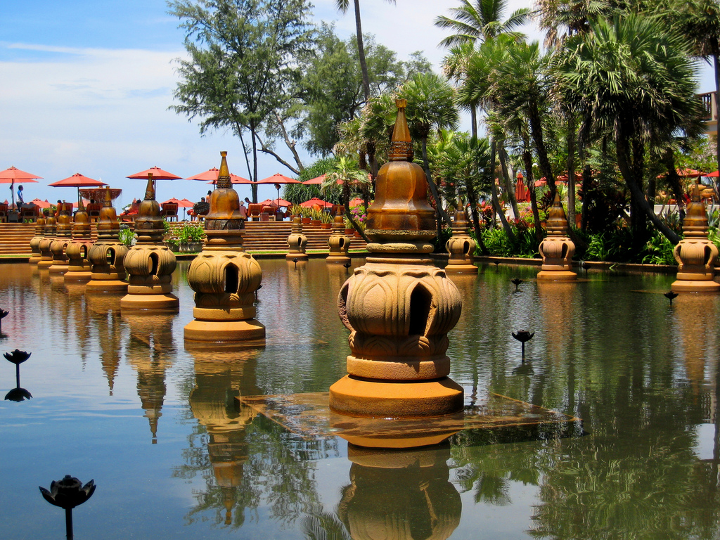 Obiective turistice Tailanda