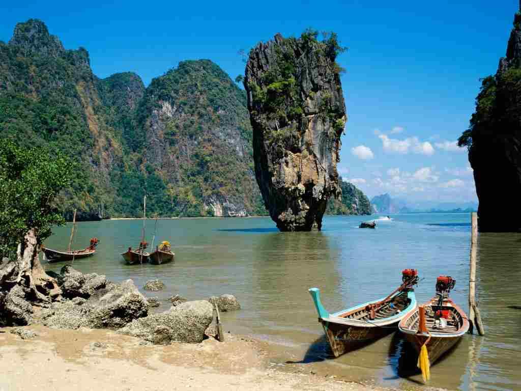 Luna de miere in Tailanda