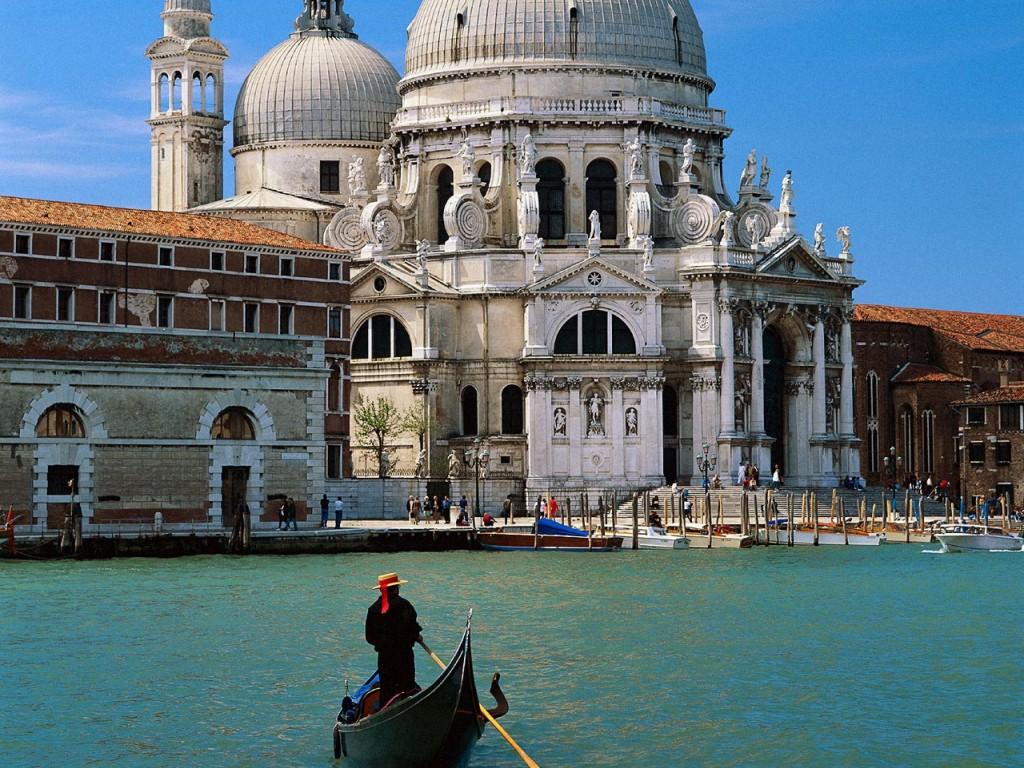 Luna de miere in Venezia
