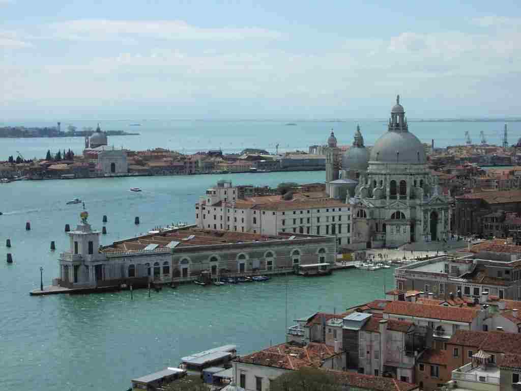 Venezia Punta de la Dogana