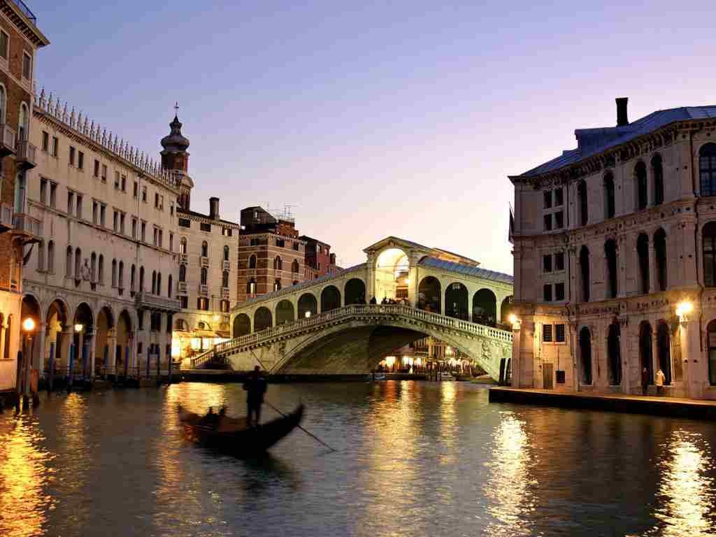 Venezia Podul Rialto