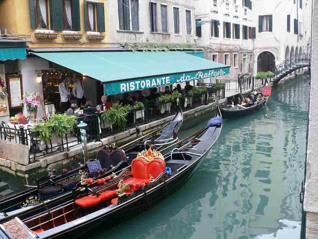Venezia, restaurante